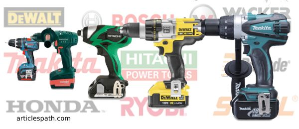 Best Cordless Drill Sets